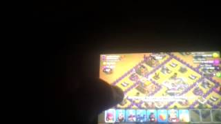 Lets play clash of clans #7 cw glück ;-)