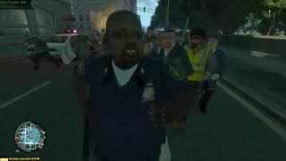 GTA 4 - Riot Mod