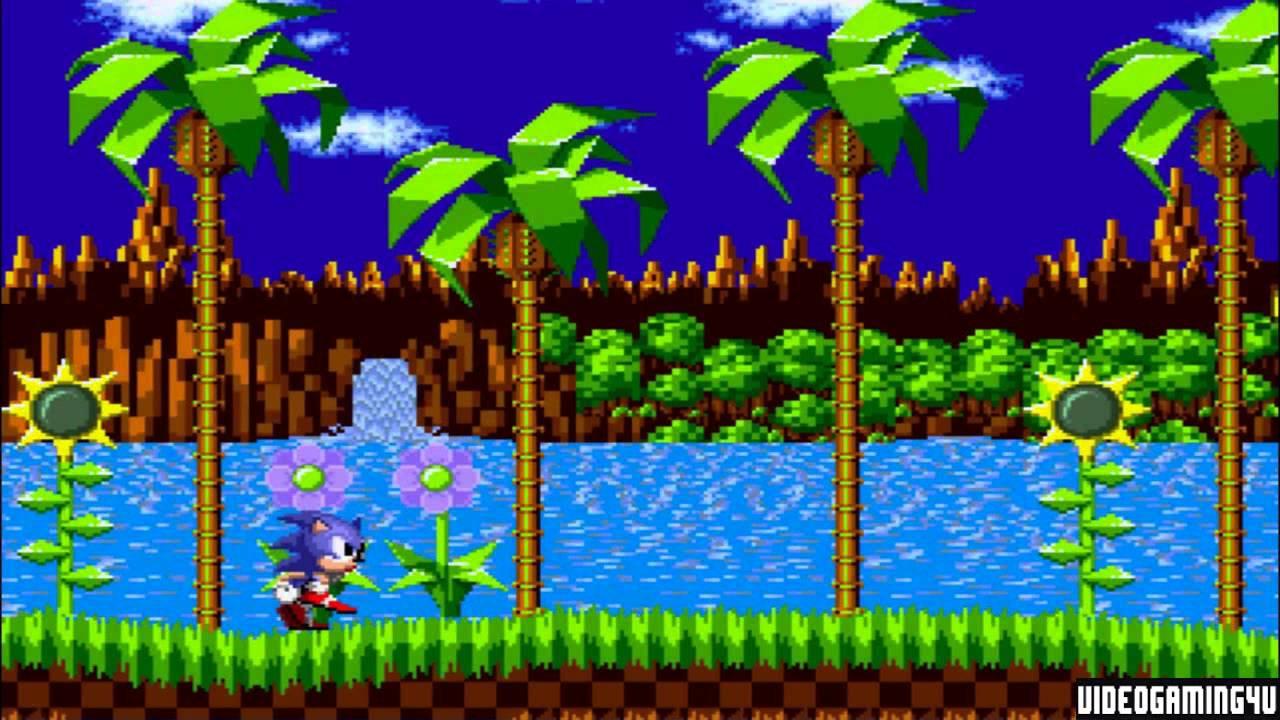 Sonic The Hedgehog Sega Genesis Bad Good Ending Youtube