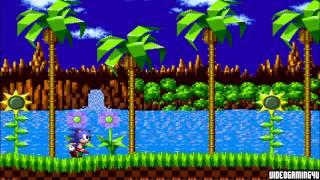 Sonic the Hedgehog (Sega Genesis) Bad/Good Ending
