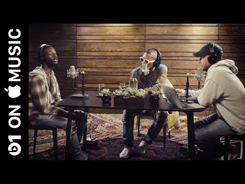 "GoldLink asks Pharrell about making ""The Ecology of Love"" [CLIP]"
