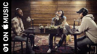 """GoldLink asks Pharrell about making """"The Ecology of Love"""" [Preview] 