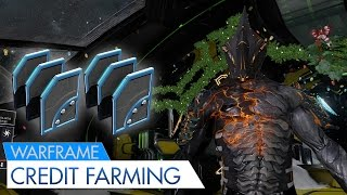 Warframe How To Farm Credits (Quick Tip)