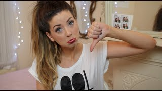 Dealing with Panic Attacks & Anxiety | Zoella(My Blog Posts on Panic Attacks and thinking positive: http://www.zoella.co.uk/2011/12/panic-attacks.html http://www.zoella.co.uk/2012/09/just-say-yes.html ..., 2012-11-07T17:07:50.000Z)