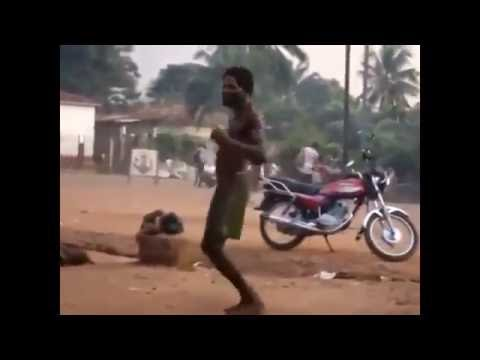 Funny Dance In Public Places
