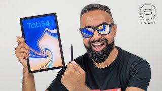 Samsung Galaxy Tab S4 UNBOXING