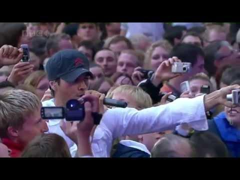 Enrique Iglesias -  You Rock Me Music Video
