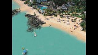 Merville Beach Grand Baie 3 Мервилле Бич Гранд Бае Маврикий обзор отеля территория