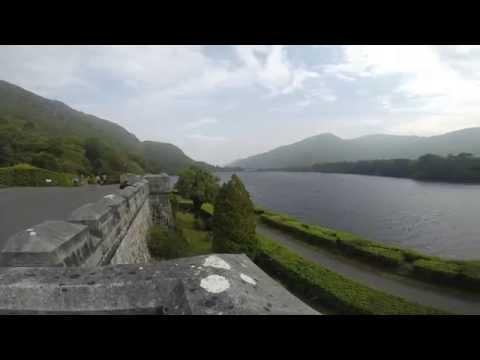 First Month In Ireland