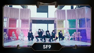 [FULL AUDIO] KINGDOM (킹덤) - SF9 (에스에프나인) - Move