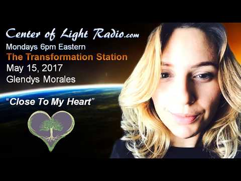 "Center of Light Radio - Glendys Morales: ""Close To My Heart"""