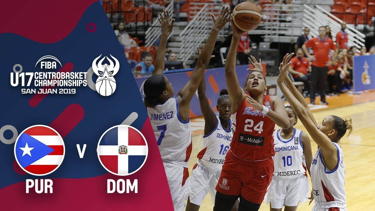 Puerto Rico v Dominican Republic - Full Game