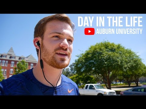 A Day in My Life at Auburn University
