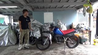 ヤマハDT50参考動画:現状販売とは??