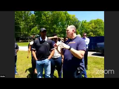 Don DeRosa & Dustin Griffin Onsite Renovation May 1