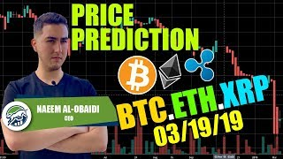 Bitcoin BTC Ethereum ETH Ripple XRP Price Predictions Today