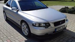 Volvo s60 2004 tuning Lithuania