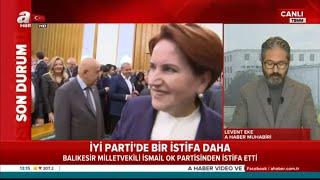 İYİ Parti'de İstifaların Ardı Arkası Kesilmiyor, İYİ Parti'de Neler Oluyor? /A Haber