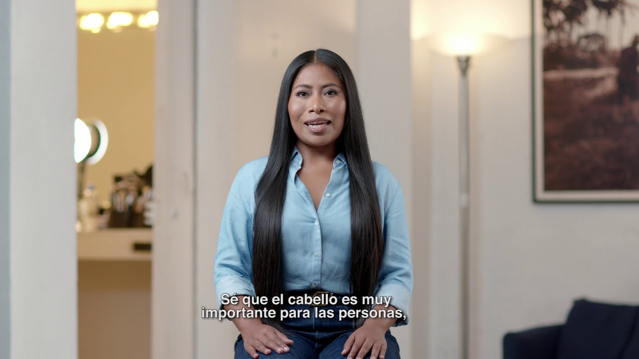 Yalitza Aparicio dona su cabello ¡hazlo tú también! #CabezaEnAlto | Head&Shoulders y Soriana