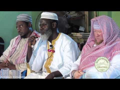 Business in Islam | conference in serekunda, Gambia | Ustaadh Omar & Ustaadh Omar Jiteh |in Mandinka