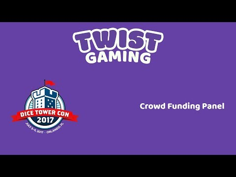 Crowd Funding Panel - Live at DTC 2017