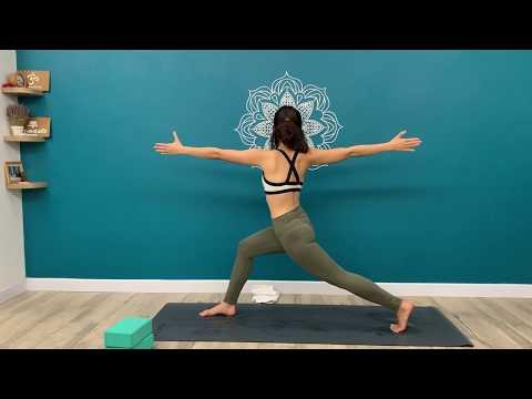 Cleansing twists - Chuỗi yoga vặn xoắn thải độc cơ thể
