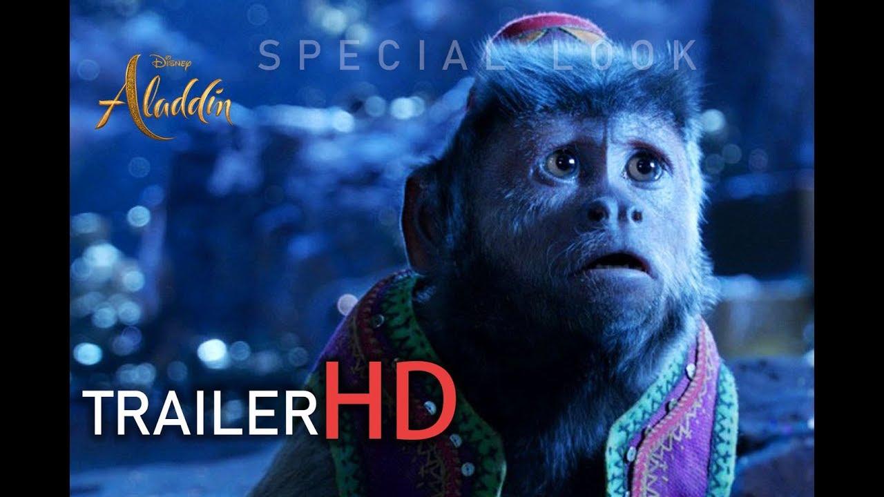 Download Disney Movies: ALADDIN Special Look HD May (2019)