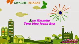Dhal Jaun Main _ Karaoke Sam Karaoke With Female Voice