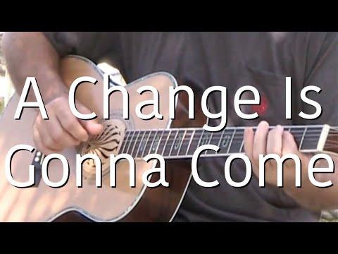 Acoustic Guitar Blues (A Change Is Gonna Come) Michael Marc & Wes Orsolic