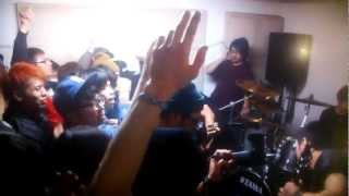 "REAL SHOCKS MATTER/2013.2.23 ""PUSH YUOR SELF""@苫小牧 ELLCUBE"