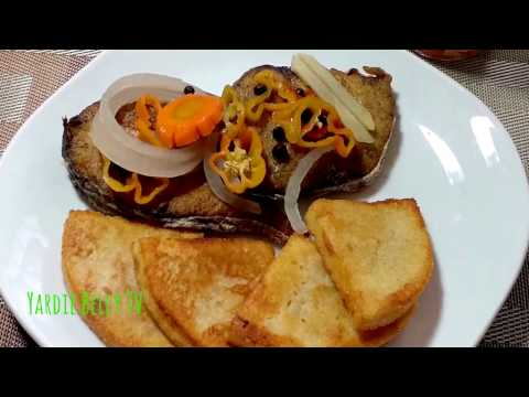 How To Fry Jamaican Bammy (Cassava Or Yucca Cakes)