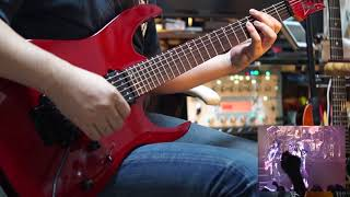 From 20th Anniversry Live 大復活祭 IBANEZ RG420FMZ TR+Kemper (MBT ...