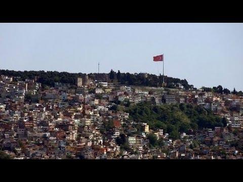 Izmir - Panoramic View from Costa Magica