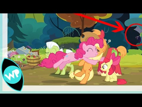 Top 10 Easter Eggs In My Little Pony