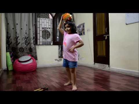 Vrindavan mein gopi aayo - Dance Choreography by Shweta Gupta