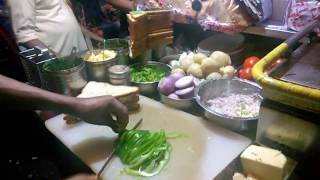Indian street food video