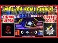 Lupet! Tinapos ng maaga! Cignal Ultra vs Finesse Solid   MPL PH Season 2 Semifinals Mp3