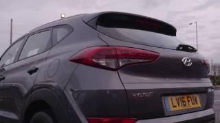 Hyundai Tucson Test Drive смотреть