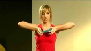 Фитнес для женщин дома (Часть 7-продолжение части 6)