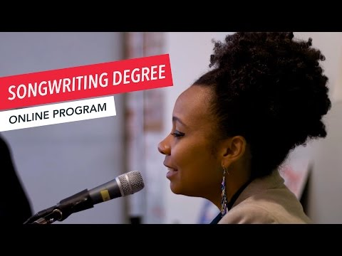 Berklee Online Songwriting Degree Overview with Pat Pattison | Write Fearlessly