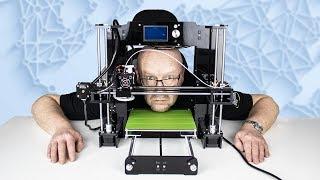 Drukarka 3D ANET A6 - tania drukarka 3D z Chin.