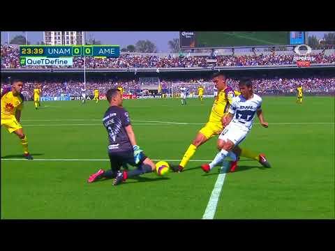 Resumen: Pumas 0-0 Club América | J3 CL18 | Liga MX
