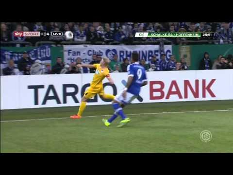 Schalke - Hoffenheim 1st half