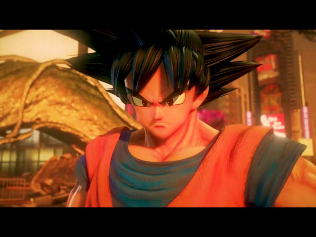 JUMP FORCE - Game 3D PC đang được mong đợi - [Z Channel] | [Game Preview] -