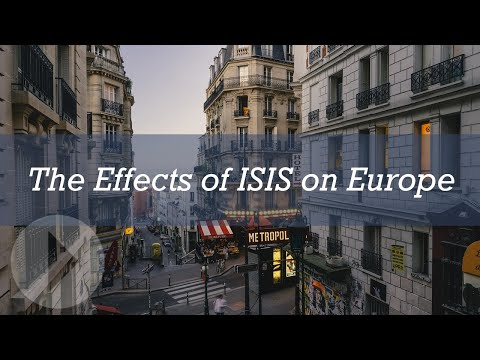 The Effects of ISIS on Europe - Jay Smith