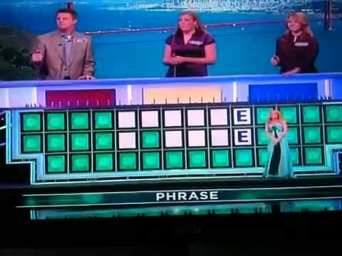 Sexy french wheel of fortune