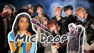 BTS MIC DROP REACTION & NEW BTS ARMY GUIDE