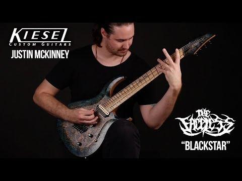 "Kiesel Guitars - Justin McKinney - The Faceless - ""Blackstar"" Playthrough"