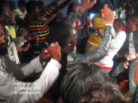 Ravers Clavers, Popeye Caution & Dr Bird @ Hot Monday [11 jan 2010] ENOUGH TTV