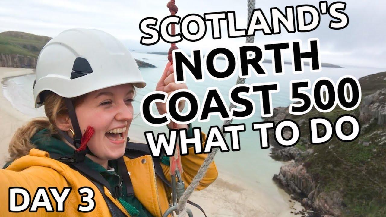 DAY 3 | North Coast 500 | Ullapool to Durness | Scotland NC500 Road Trip Vlog